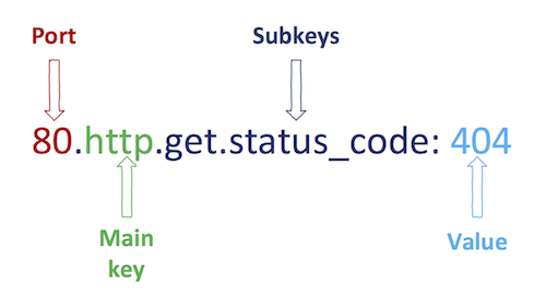 Censys Query Structure